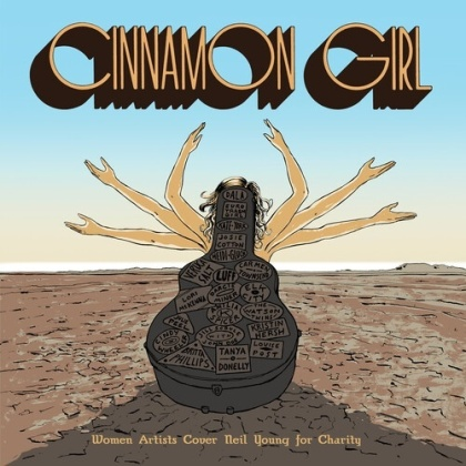 Cinnamon Girl - Women Artists Cover Neil Young For (2 CDs)