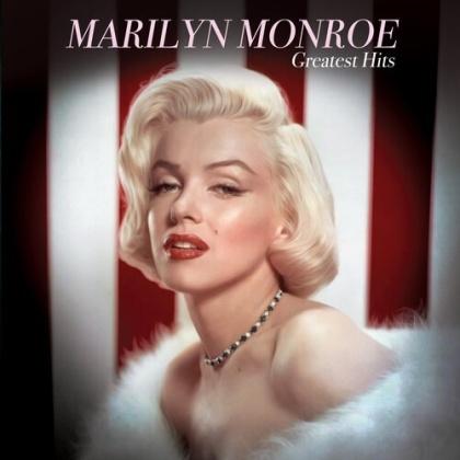 Marilyn Monroe - Greatest Hits (Pink & White Vinyl, LP)