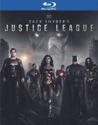 Zack Snyder's Justice League (2021) (2 Blu-rays)