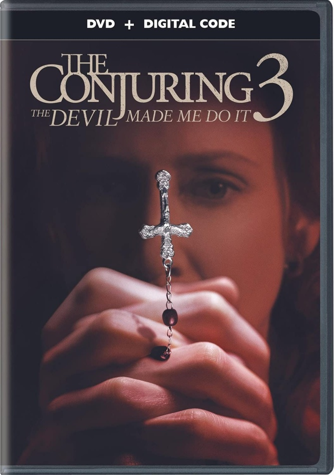 The Conjuring 3 - The Devil Made Me Do It (2021)