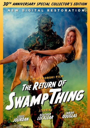 The Return Of Swamp Thing (1989) (30th Anniversary Collector's Edition)