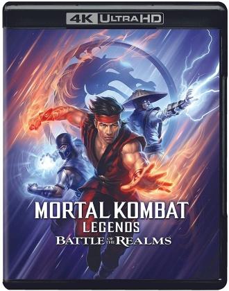 Mortal Kombat - Battles Of The Realms (2021)