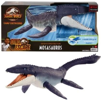 Jurassic World - Jurassic World Ocean Protector Mosasaurus