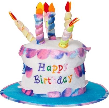 Happy Birthday Deluxe-Hut Torte