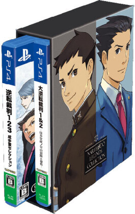 Ace Attorney Legends Collection
