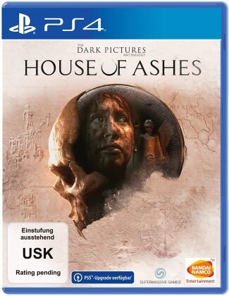The Dark Pictures Anthology: House of Ashes (German Edition)