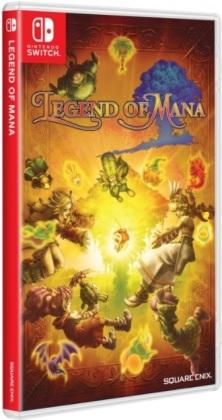 Legend of Mana Remastered (Japan Edition)