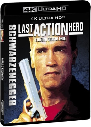 Last Action Hero - L'ultimo grande eroe (1993) (4K Ultra HD + Blu-ray)