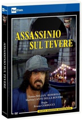 Assassinio sul Tevere (1979) (Titanus, Riedizione)