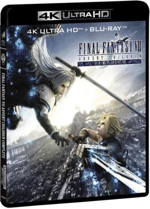 Final Fantasy VII - Advent Children - Complete (2005) (4K Ultra HD + Blu-ray)