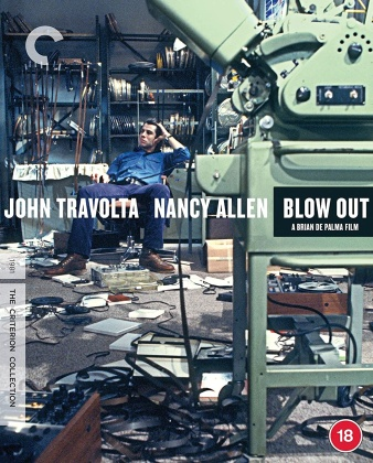 Blow Out (1981) (Criterion Collection)