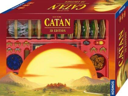 CATAN - 3 D Edition