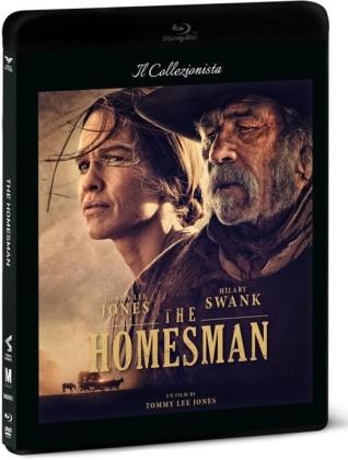 The Homesman (2014) (Il Collezionista, Blu-ray + DVD)