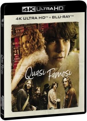 Quasi famosi - Almost Famous (2000) (4K Ultra HD + Blu-ray)