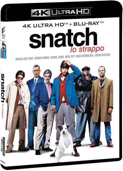 Snatch - Lo Strappo (2000) (4K Ultra HD + Blu-ray)