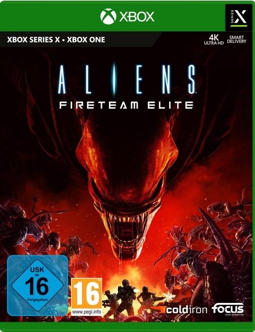 Aliens - Fireteam Elite
