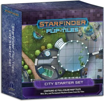 Starfinder Flip-Tiles - City Starter Set