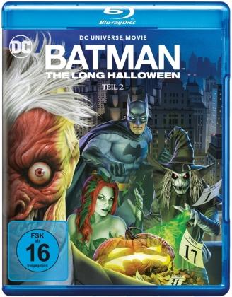 Batman - The Long Halloween - Teil 2 (2021)