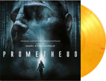 Prometheus (OST) & Marc Streitenfeld - OST (2021 Reissue, Music On Vinyl, Limited Edition, Orange Vinyl, LP)