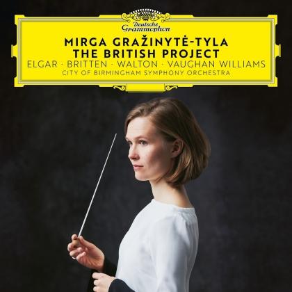 Mirga Grazinyte-Tyla & City of Birmingham Symphony Orchestra - British Project