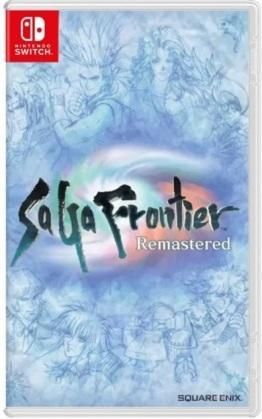 Saga Frontier (Japan Edition)