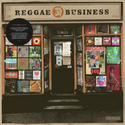 Reggae Business (Boxset, 2 LPs + 2 CDs + Book)