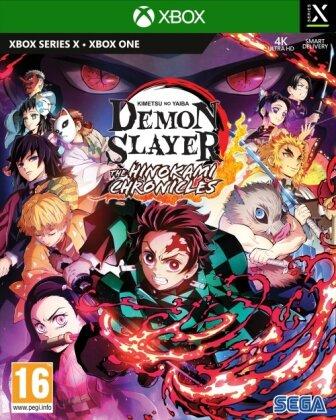 Demon Slayer -Kimetsu no Yaiba- The Hinokami Chronicle