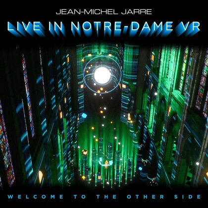 Jean-Michel Jarre - Welcome To The Other Side (CD + Blu-ray)