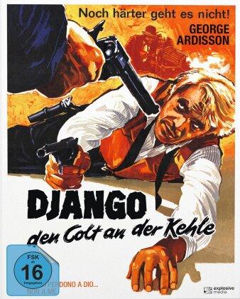 Django - Den Colt an der Kehle (1968) (Cover A, Mediabook, Blu-ray + DVD)