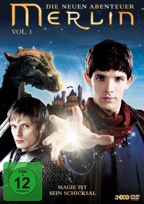 Merlin - die neuen Abenteuer - Vol. 1 (3 DVDs)