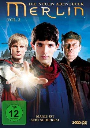 Merlin - die neuen Abenteuer - Vol. 2 (3 DVDs)