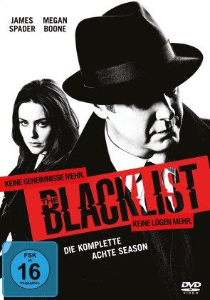 The Blacklist - Staffel 8 (6 DVDs)