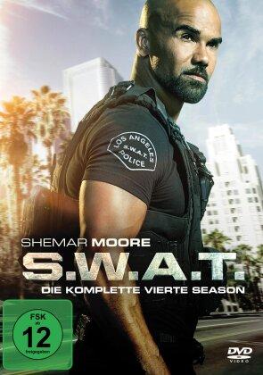 S.W.A.T. - Staffel 4 (6 DVDs)