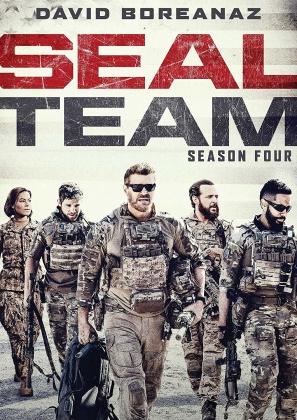Seal Team - Season 4 (4 DVDs)