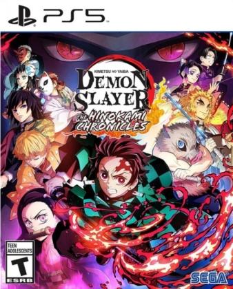 Demon Slayer - Kimetsu No Yaiba - The Hinokami Chronicles