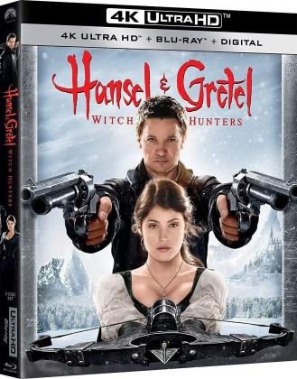 Hansel & Gretel: Witch Hunters (2013) (4K Ultra HD + Blu-ray)
