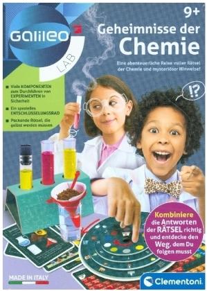 Geheimnisse der Chemie (Experimentierkasten)