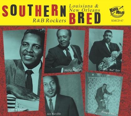 Southern Bred - Louisiana R&B Rockers Vol.17