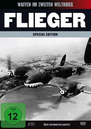 Waffen im 2. Weltkrieg: Flieger (Special Edition, 2 DVDs)