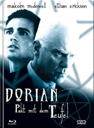 Dorian - Pakt mit dem Teufel (2003) (Cover A, Collector's Edition Limitata, Mediabook, Blu-ray + DVD)