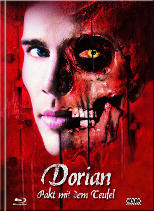 Dorian - Pakt mit dem Teufel (2003) (Cover E, Limited Collector's Edition, Mediabook, Blu-ray + DVD)