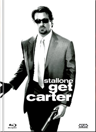 Get Carter (2000) (Cover A, Limited Collector's Edition, Mediabook, Blu-ray + DVD)