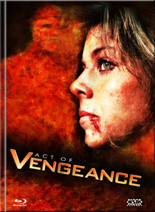 Act of Vengeance (1974) (Cover F, Limited Collector's Edition, Mediabook, Uncut, Blu-ray + DVD)