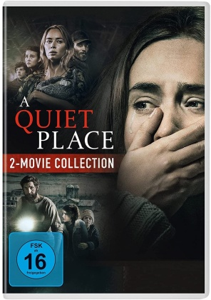 A Quiet Place - 2-Movie Collection (2 DVDs)