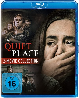 A Quiet Place - 2-Movie Collection (2 Blu-rays)