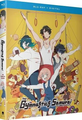 The Gymnastics Samurai - Season 1 (2 Blu-rays)