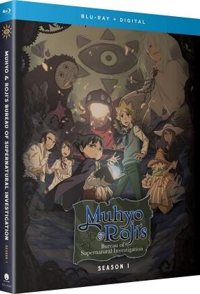 Muhyo & Roji's Bureau of Supernatural Investigation - Season 1 (2 Blu-rays)