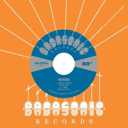 "Maxado - Upon A Smile Ep (7"" Single)"