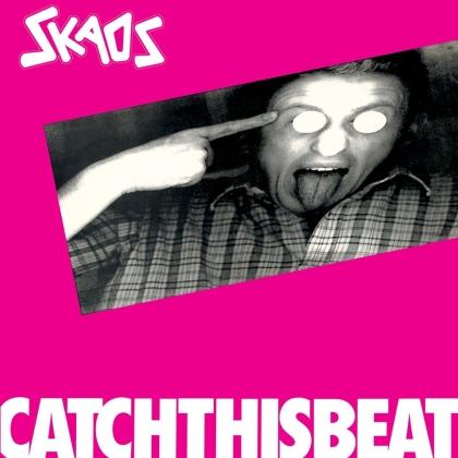 Skaos - Catch This Beat (2021 Reissue, LP)