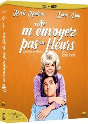 Ne m'envoyez pas de fleurs (1964) (Cinema Master Class, Blu-ray + DVD)